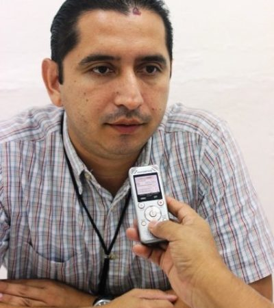 Apela PRD ante TEPJF nombramiento de Adrián Sauri como consejero del Ieqroo