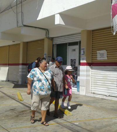 Promueven actualización del padrón electoral en Quintana Roo