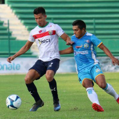 Suma Inter Playa valioso punto en Chiapas al empatar con el sublíder Tuxtla FC