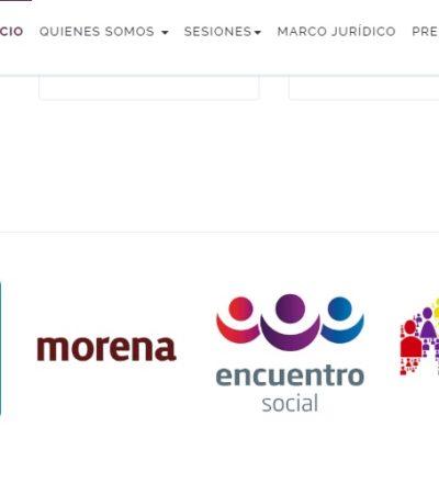 Aparecen nuevos partidos en el portal del Ieqroo