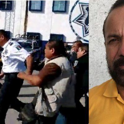 """""""NO HAY NADA QUE JUSTIFIQUE LO QUE SE VIO AYER"""": SMSPyT fue desmantelada de buenos policías durante quinquenio de Roberto Borge, señala Julián Ricalde"""