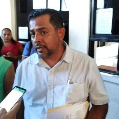Se registra Leopoldo Cruz para ser Fiscal