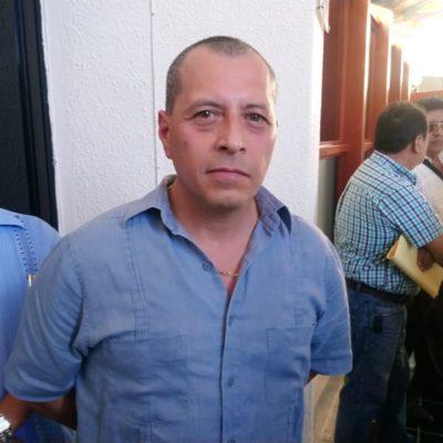 Ex jefe policiaco se registra como aspirante a Fiscal de Quintana Roo