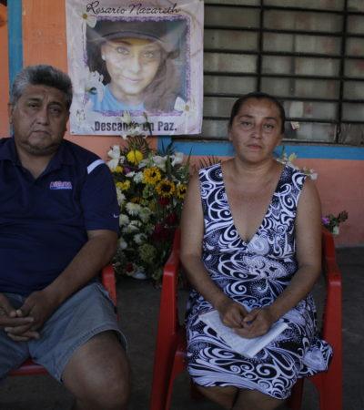 LA OTRA TRAGEDIA DEL ACCIDENTE EN EL ALCOHOLÍMETRO DE CANCÚN: Padres de una de las víctimas denuncian negligencia de hospital y reclaman justicia porque estudiante responsable sigue libre