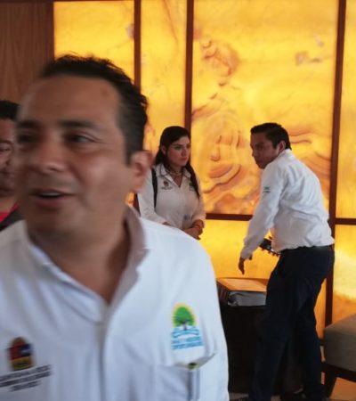 """""""Revisará Oficialía Mayor uso de polígrafo en Tulum"""", asegura Manuel Alamilla"""