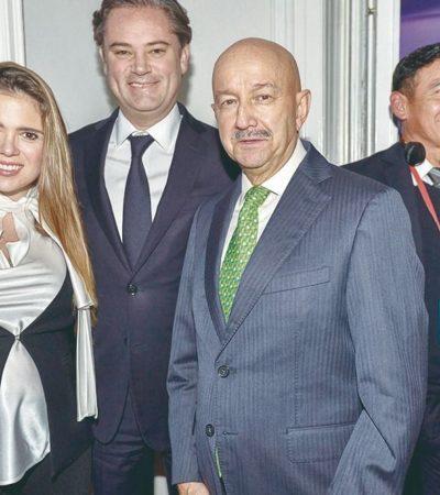 """""""ESTAMOS EN UN MOMENTO MAQUIAVÉLICO"""": Advierte Carlos Salinas que la República enfrenta un 'gran riesgo'; podría renacer o desaparecer"""