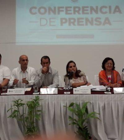 URGEN PATRULLAS, PERO NO HAY MANERA DE COMPRARLAS: Dice Mara Lezama que arrendamiento de unidades es la única opción, aunque se gaste más de 4 mdp al mes