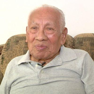 Conozca a Don Marcelino, traductor del Himno Nacional a la lengua maya; es oficial cantarlo así en escuelas indígenas de Yucatán