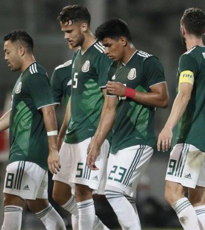 Cae México ante Argentina en tedioso partido de fecha FIFA