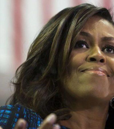 Comparten Michelle y Trump desprecio mutuo; levanta ex primera dama polémica con libro de memorias