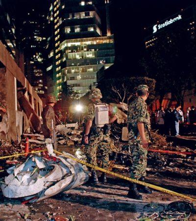 Concluyen, 10 años después, que 'falla técnica' provocó avionazo en el que murió Mouriño