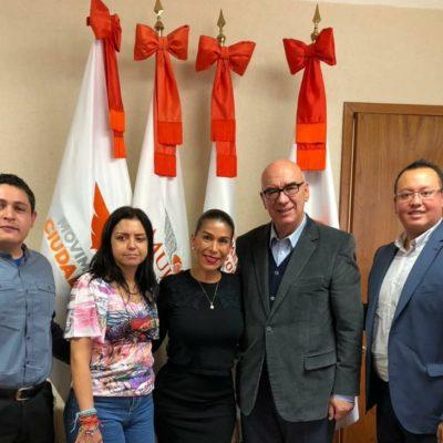 Movimiento Ciudadano analiza las posibilidades de ir en alianza para elecciones del 2019 en QR