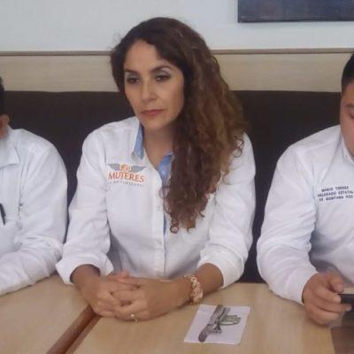 Movimiento Ciudadano anuncia nombramientos que refuerzan el partido en QR para las elecciones del 2019