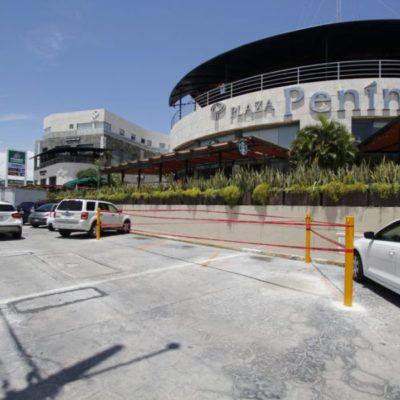 """""""TOMAREMOS CARTAS EN EL ASUNTO"""": Niega Jorge Aguilar que el Ayuntamiento de BJ haya otorgado permisos para cobro de estacionamientos en plazas comerciales"""