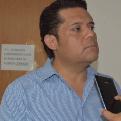 """""""No nos vamos a prestar para ser salvavidas de un partido que no tiene nada que hacer"""", dice Eduardo Pacho, dirigente del PAN, sobre posibilidad de ir en coalición con el PRI en QR"""