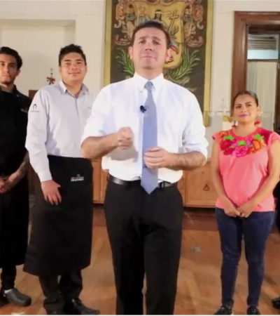 VIDEO | Da alcalde de Guanajuato 'bievenida' a turismo 'pobre', pero no ofrece disculpas por sus dichos