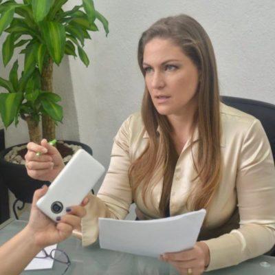 Insistirá Niurka en conocer las condiciones de trabajo en Siresol