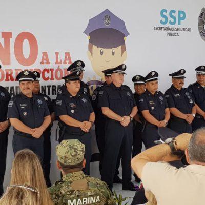"""LANZA CAPELLA 'CRUZADA CONTRA LA MORDIDA"""": Que ahora sí habrá sanciones para policías y ciudadanos corruptos por igual, aseguran"""