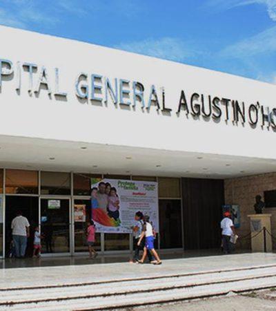 Aumentan casos de contagios por bacterias en hospitales de Yucatán