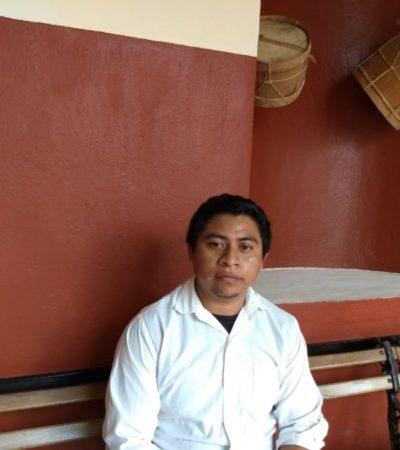 Lamenta dignatario maya negativa de autoridades de ayudar a su padre enfermo