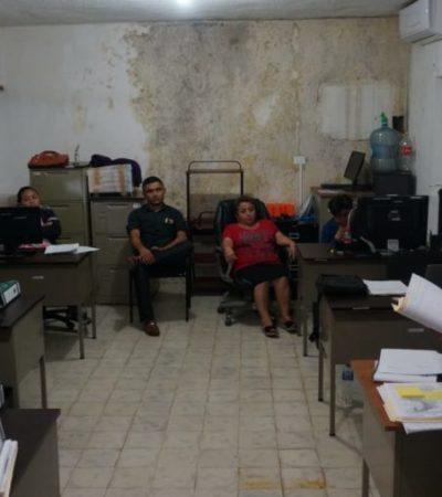 El gobierno de Felipe Carrillo Puerto destinó más de 700 mil pesos para la rehabilitación de oficinas municipales