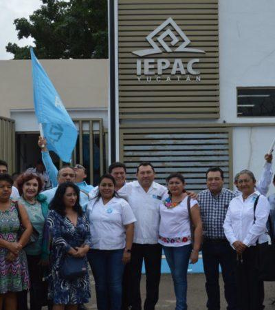 Inicia Nueva Alianza trámites para registrarse como partido en Yucatán; gobierna 5 municipios