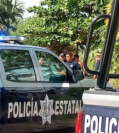 Rompeolas: Cancún y QR, con modelo de seguridad 'ochentera'
