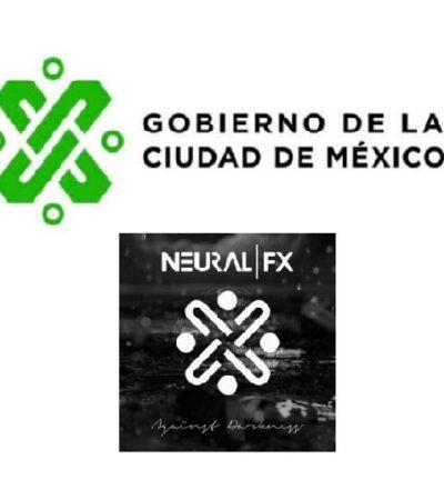 Polemizan por supuesto plagio entre nuevo logo de CDMX y banda regiomontana de metal