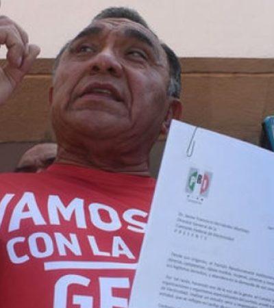 AHORA SON OPOSICIÓN: Encabeza PRI protesta contra altas tarifas de la CFE en Campeche