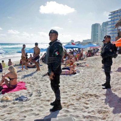 LIBRAN 'WARNING' DESTINOS DE QUINTANA ROO: Actualización de alerta de viajes de EU pide aumentar precauciones por la delincuencia, pero en general establece que no hay restricciones para visitar sitios turísticos