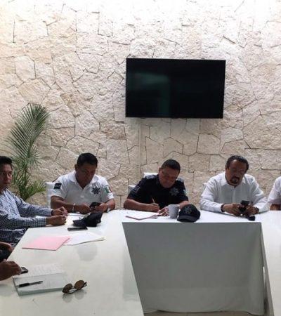 Encabeza Martín Estrada el subcomité sectorial de Seguridad Pública y Protección Civil, conformado por ciudadanos y autoridades municipales, estatales y federales