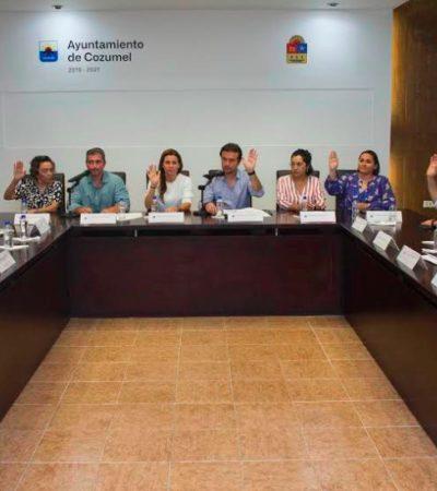 Instalan Patronato y Junta Directiva del DIF Cozumel