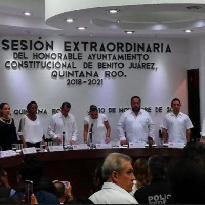 RECULA MARA ANTE PROTESTA 'FIFÍ': Hoteleros llegan a sesión de Cabildo y Alcaldesa da marcha atrás (por ahora) a su intención de imponer el cobro a turistas de un derecho por 'Saneamiento Ambiental'; rechazan regidores alza al predial