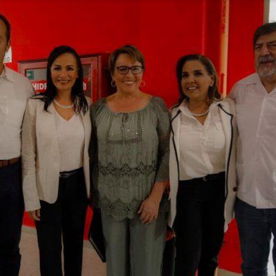 Tren Maya contribuirá con la integración de la región Sur-Sureste, confía Laura Beristaín
