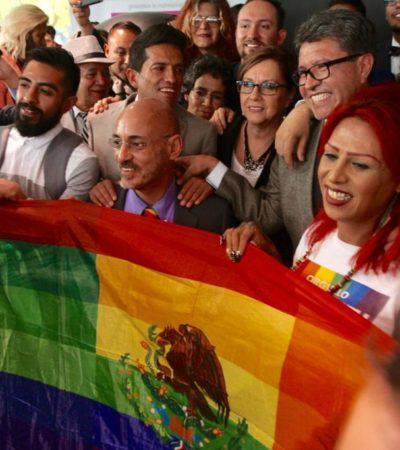 Acuerda el Senado reformas para ofrecer seguridad social a parejas del mismo sexo