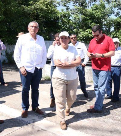 Promete Rocío Nahle licitación 'seria' en obras de nueva refinería en Tabasco