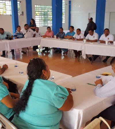 Burócratas municipales se unen para hacer frente a la 'grilla' en las Comunas