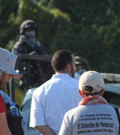 Puede haber hasta 500 cadáveres en terreno de la Administración Portuaria Integral de Veracruz