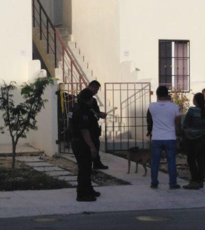 Se suicida una menor de edad en Villas del Sol en Playa del Carmen