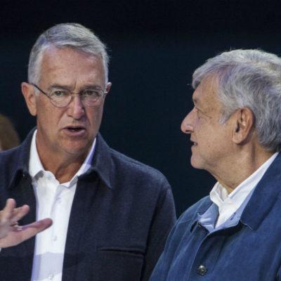 PRESUME AMLO NUEVOS 'ASESORES': Salinas Pliego, Vázquez Aldir, Carlos Hank, entre otros