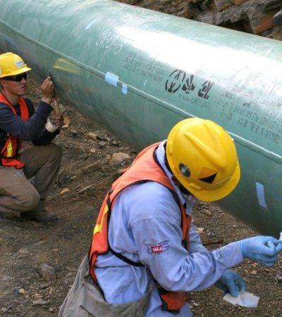 Anuncia TransCanada cancelación del gasoducto Tuxpan-Tula por elevados costos para permisos y extorsiones