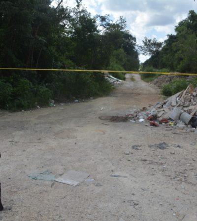 Cadáver hallado rumbo al basurero de Playa era de un taxista