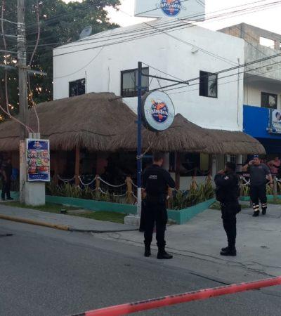 BALAZOS Y EJECUCIONES FRENTE A HOTEL DE FEDERALES EN PLAYA: Ataque en restaurante 'La Tostadería' deja saldo preliminar de al menos tres muertos; huyen sicarios