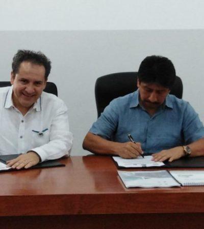 Firman convenio Tulum y IAPQROO: Ayuntamiento se compromete a brindar una administración pública de calidad