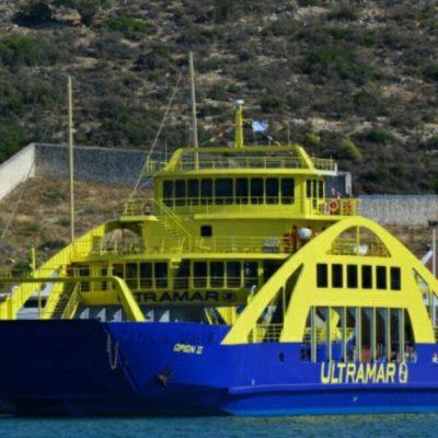 Sin freno, monopolio en el traslado de pasajeros y de carga de la naviera 'Ultramar' en Quintana Roo