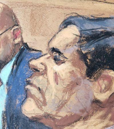 Revela juicio contra 'El Chapo' que vanidad y 'sed de publicidad' lo hicieron cometer errores