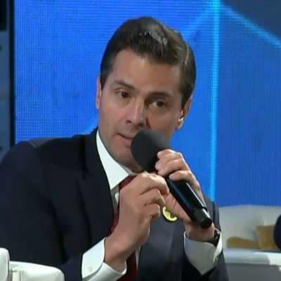 'A lo mejor, tras la Presidencia, ahí empieza la vida, no lo sé', dice Peña Nieto durante foro en Guatemala