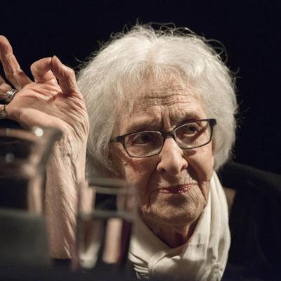GANA PREMIO CERVANTES 2018: 'Los españoles están igual de locos que en la época de la conquista' dice Ida Vitale, escritora uruguaya, al enterarse