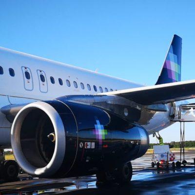 Volaris anuncia un nuevo vuelo Guadalajara-Chetumal