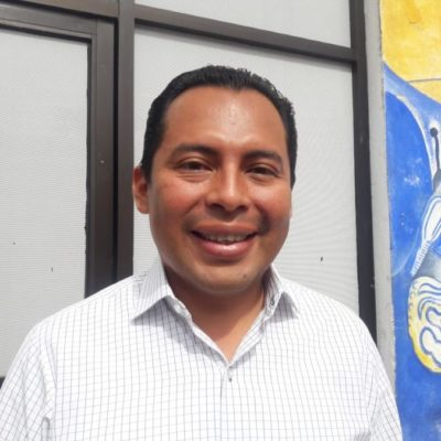 """""""En proceso la convocatoria para elecciones en Puerto Aventuras"""", dice Walter Puc, secretario de Solidaridad"""